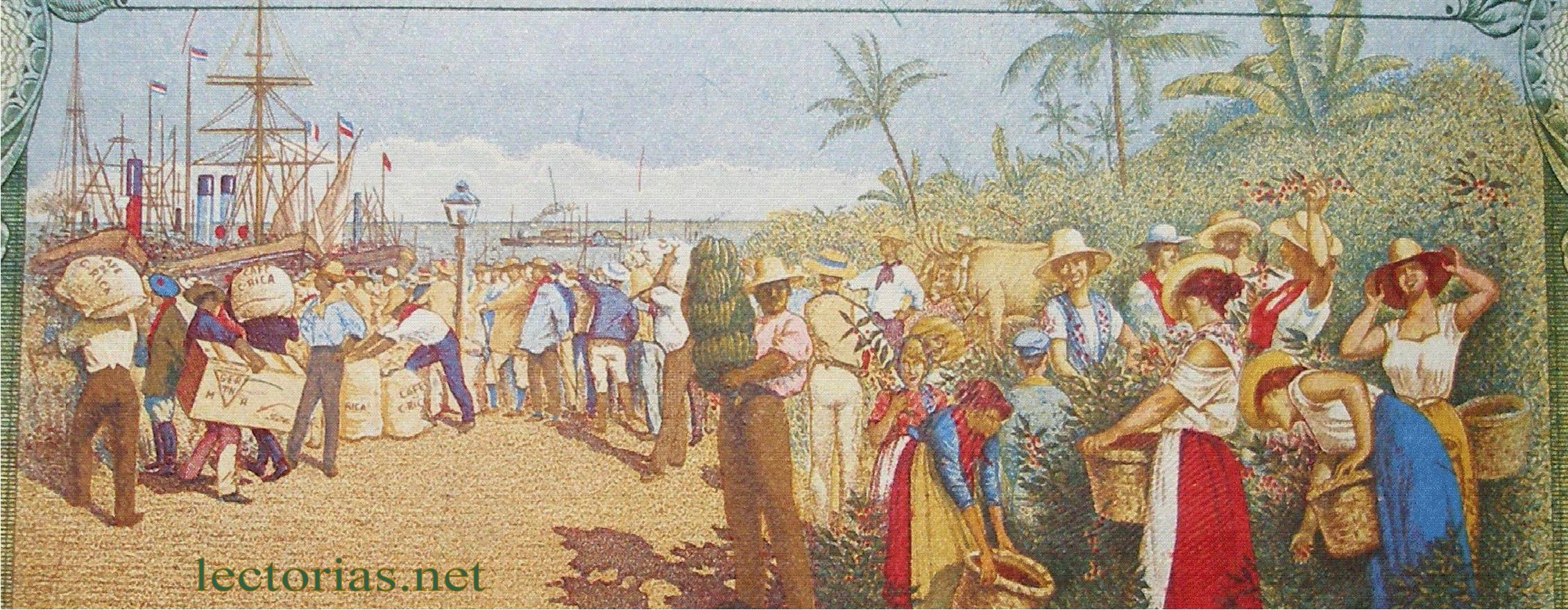 Costa Rica es Así; generalidades, calendario festivo, historia, leyenda, cuento.