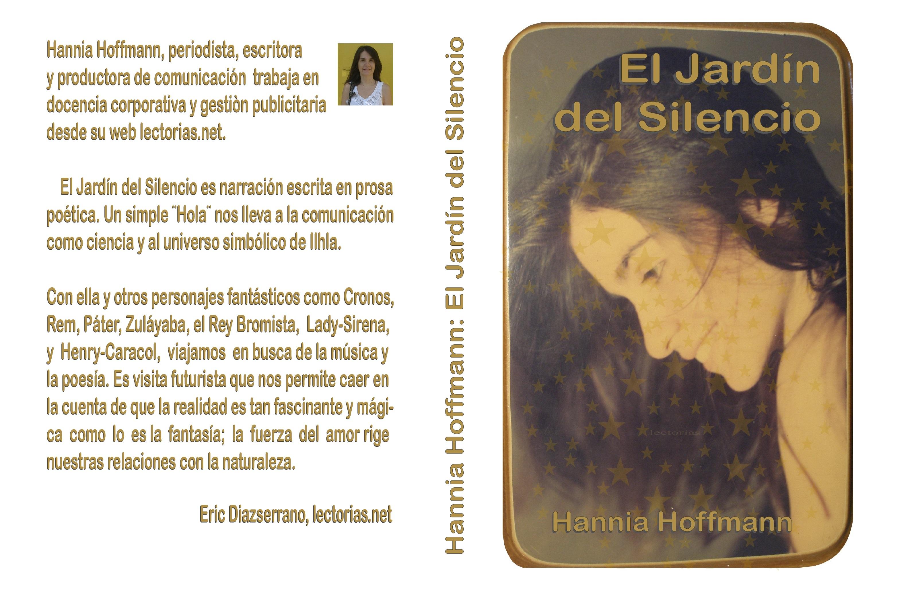 El Jardín del Silencio; prosa poética, el desarrollo del pensamiento, creatividad, facilita el estudio corporativo.